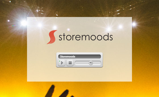 storemoods Webplayer